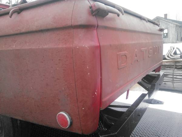 1969 Datsun 510 521 Mini Truck Parts For Sale By Owner In Buffalo New York