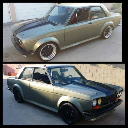 1970 Datsun 510 2 Door For Sale By Owner In Downey California
