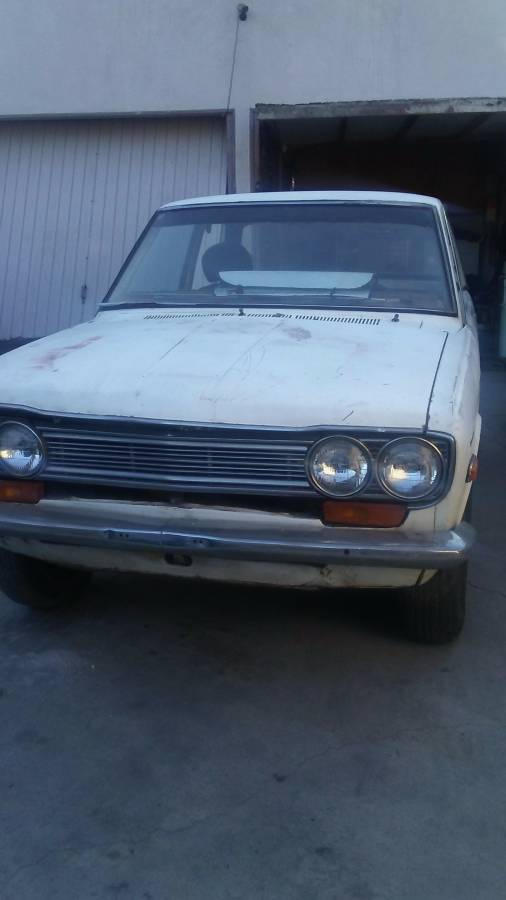 1971 Datsun 510 2 Door For Sale By Owner In Los Angeles California