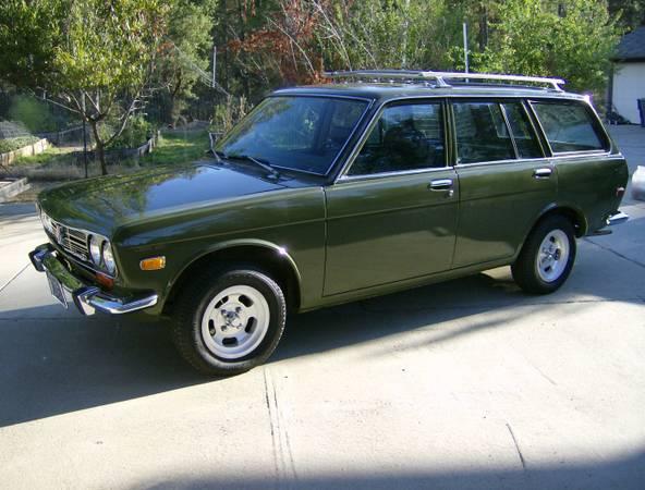 1971 Datsun 510 Wagon For Sale in Calaveras County ...