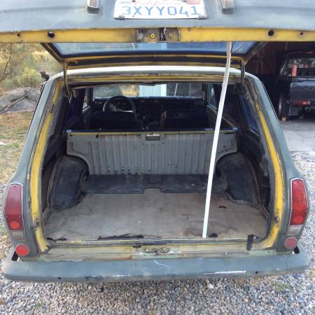 1971 Datsun 510 Wagon For Sale By Owner In Coarsegold California