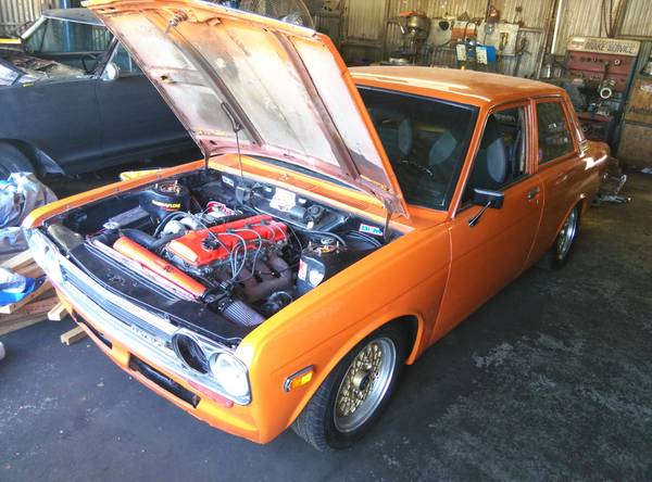 1971 Datsun 510 240sx Engine For Sale By Owner In Murrieta California