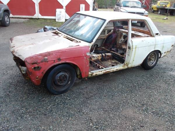 1971 Datsun 510 Parts Car For Sale By Owner In Olalla Washington