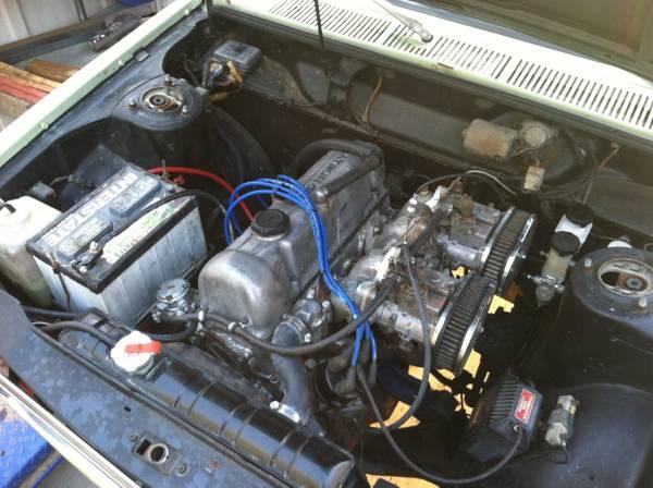 1972 Datsun 510 Two Door 5 Spd L16 For Sale In San Diego