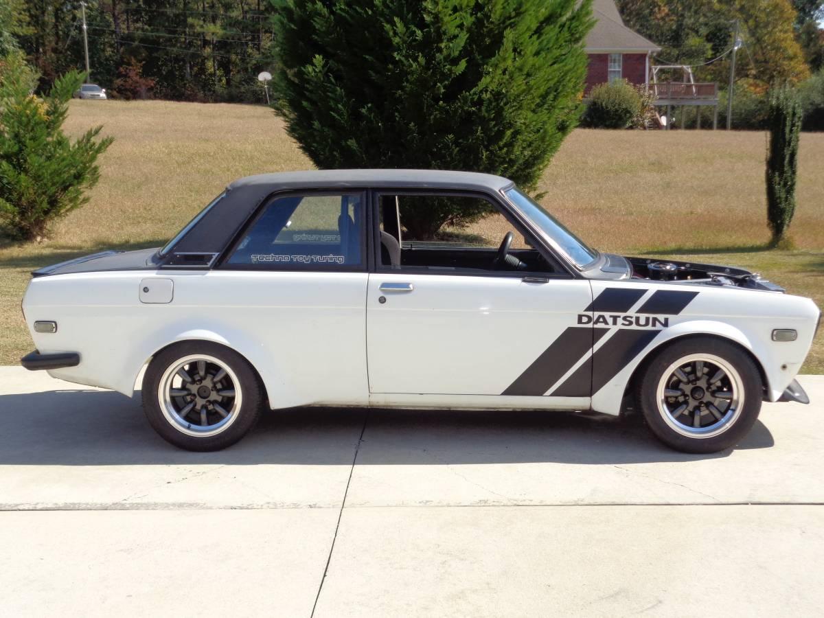 1971 Datsun 510 2 Door Custom 5 Speed For Sale By Owner In The Shoals Al