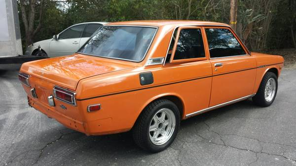 1972 Datsun 510 2 Door For Sale By Owner In Central California