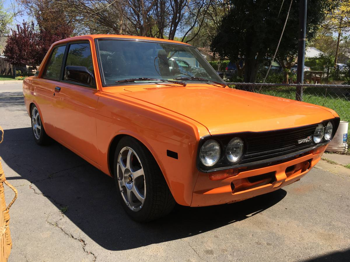 1972 datsun 510 two door vg30e swap 300z 5spd for sale in. Black Bedroom Furniture Sets. Home Design Ideas
