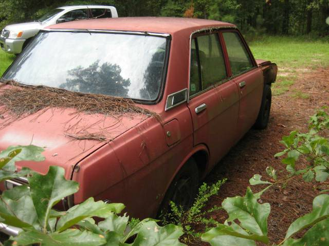 1968 Datsun 510 Four Door For Sale By Owner In Gainesville