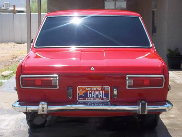 1972 Datsun 510 Four Door Auto For Sale By Owner In Phoenix Arizona