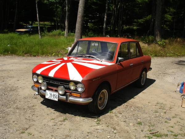 datsun 510 cars parts collection for sale in litchfield. Black Bedroom Furniture Sets. Home Design Ideas
