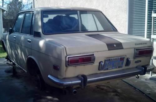 Cars For Sale Craigslist Fresno: 1972 Datsun 510 Four Door Sedan For Sale In Fresno