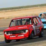 510 Wagon on Race Track