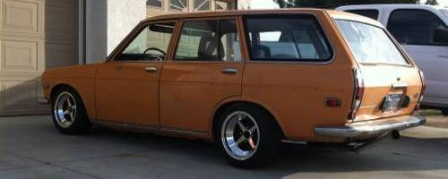 1972 Datsun 510 Station Wagon For Sale in Inland Empire ...