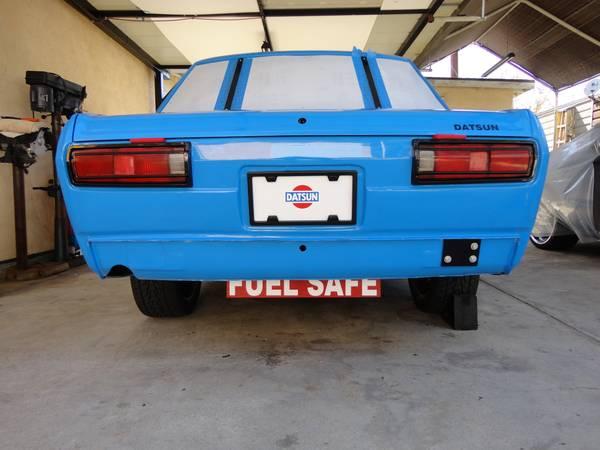 1972 Datsun 510 Two Door Project For Sale in Palmdale (LA ...
