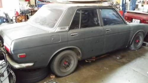 Craigslist Houston Tx Gmc Parts For Pinterest: 1971 Datsun 510 Four Door Sedan For Sale By Owner In