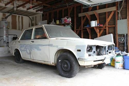 1971 Datsun 510 Wagon K24 SC Swap For Sale in Los Angeles ...