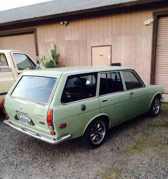 1971 Datsun 510 Five Station wagon For Sale by Owner in ...