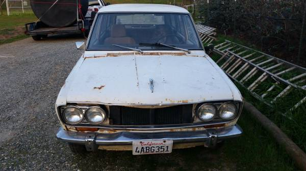 1969 Datsun 510 Wagon For Sale By Owner In Sacramento