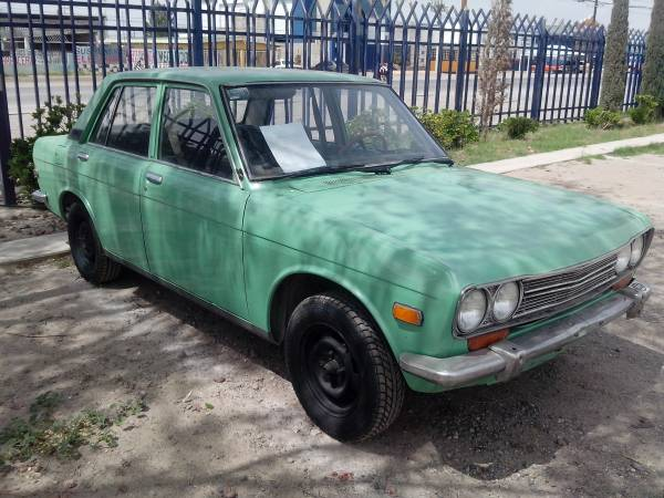 Datsun 510 For Sale in Mexico - Bluebird Classifieds