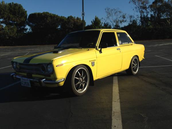 1970 Datsun 510 2dr Coupe For Sale By Owner In Westchester California