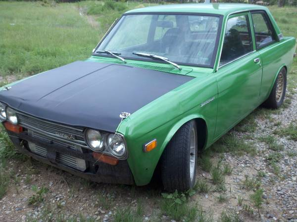 1970 Datsun 510 2 Door Coupe For Sale By Owner In Espanola
