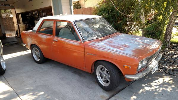 1972 Datsun 510 3 Cars For Sale by Owner in Lathrop ...
