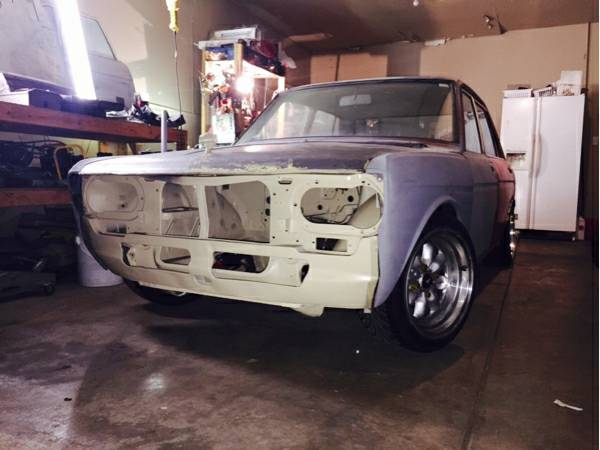 1972 datsun 510 four door sedan for sale by owner in wichita kansas. Black Bedroom Furniture Sets. Home Design Ideas