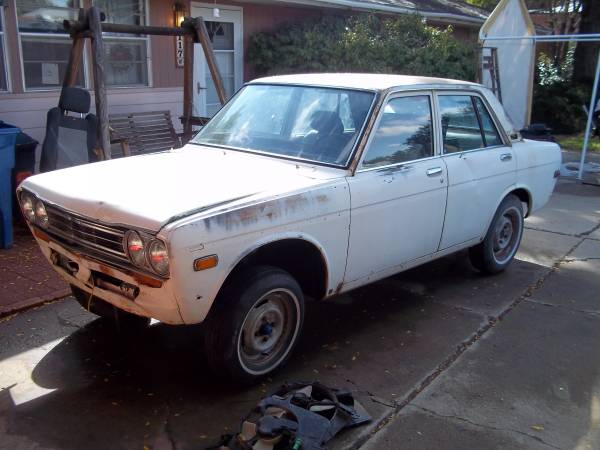 1970 Datsun 510 Fou rDoor For Sale by Owner in Los Alamos ...