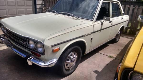 Craigslist Idaho Falls >> 1972 Datsun 510 Four Door Sedan For Sale by Owner in ...