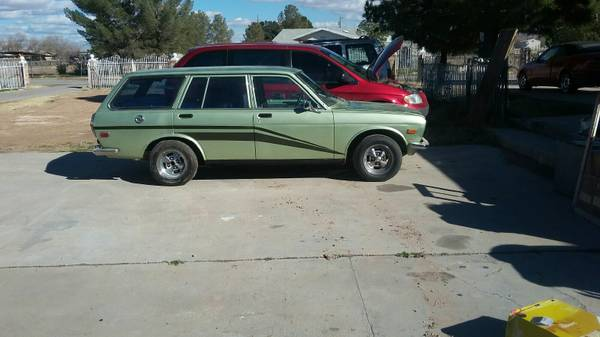 1971 Datsun 510 Station Wagon For Sale by Owner in El Paso ...