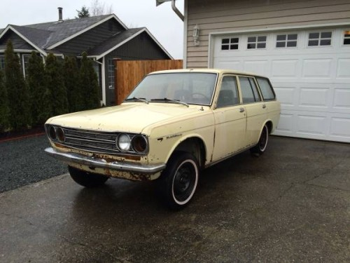 1969 Datsun 510 Wagon For Sale by Owner in Marysville ...