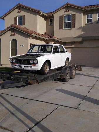 1972 datsun 510 two door for sale by owner in salinas california. Black Bedroom Furniture Sets. Home Design Ideas
