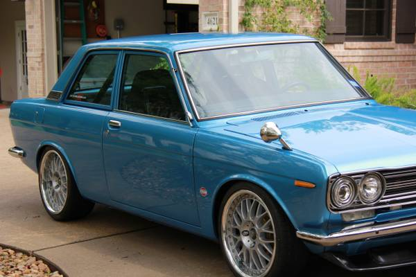 Craigslist Houston Tx Gmc Parts For Pinterest: 1972 Datsun 510 2 Door Coupe For Sale By Owner In Houston