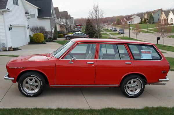 Craigslist Fort Walton Beach >> 1972 Datsun 510 Wagon V4 Manual For Sale by Owner in Wadsworth, Ohio