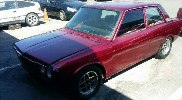1972 Datsun 510 Two Door For Sale by Owner in San Jose ...
