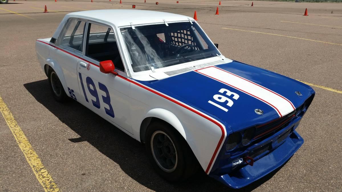 1970 Datsun 510 2 Door For Sale By Owner In Aurora Colorado