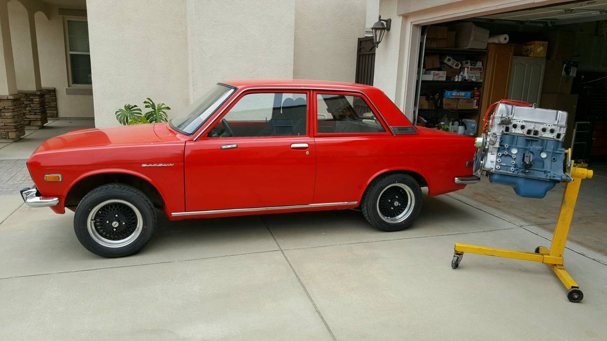 datsun 510 for sale in toledo ohio bluebird classifieds. Black Bedroom Furniture Sets. Home Design Ideas