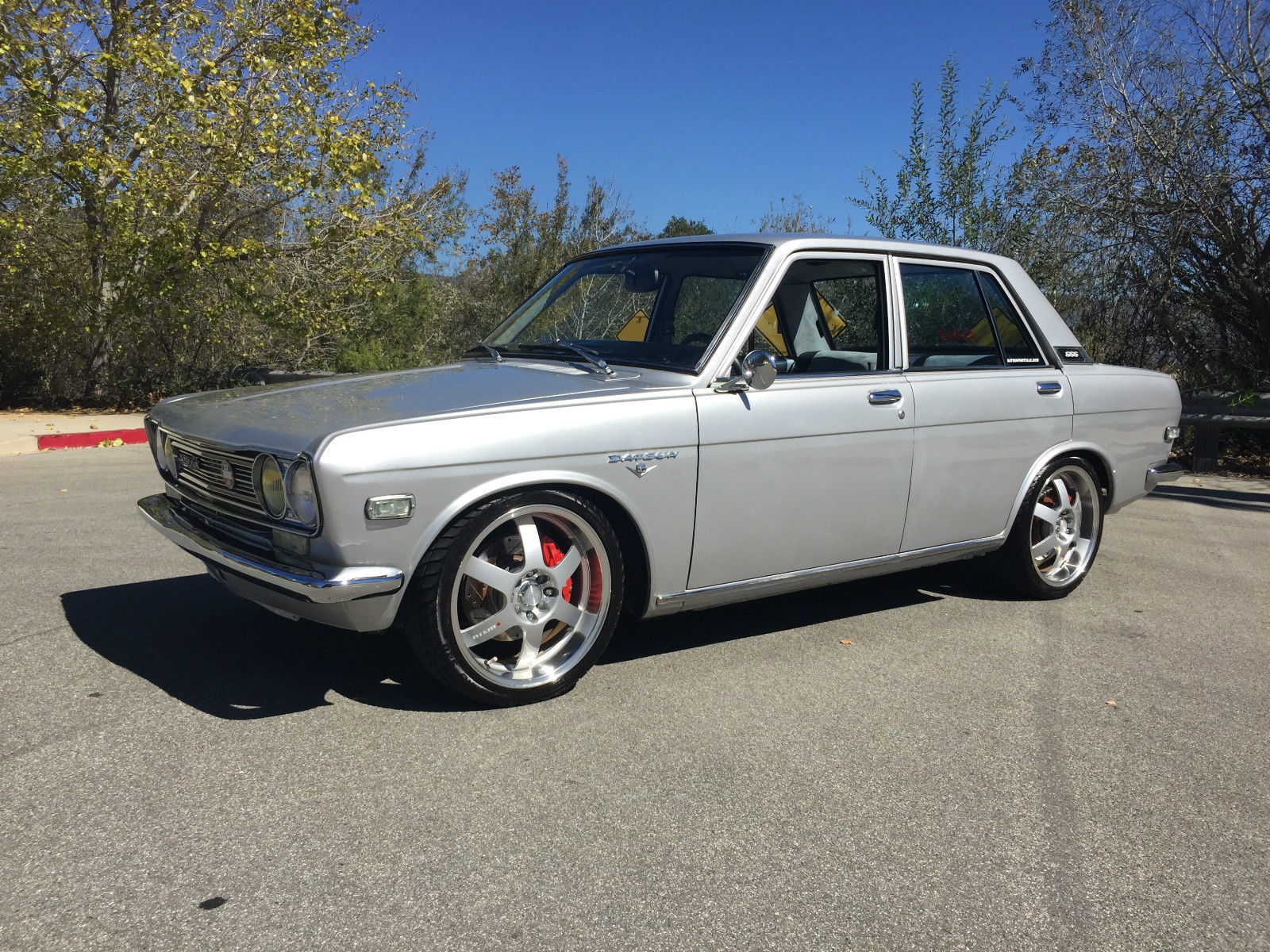 1971 datsun 510 4 door sedan for sale by owner in buellton. Black Bedroom Furniture Sets. Home Design Ideas