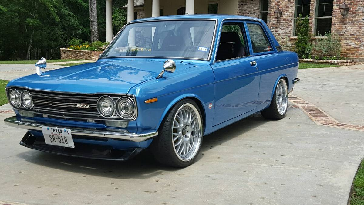 1972 Datsun 510 2 Door For Sale By Owner In Magnolia Texas