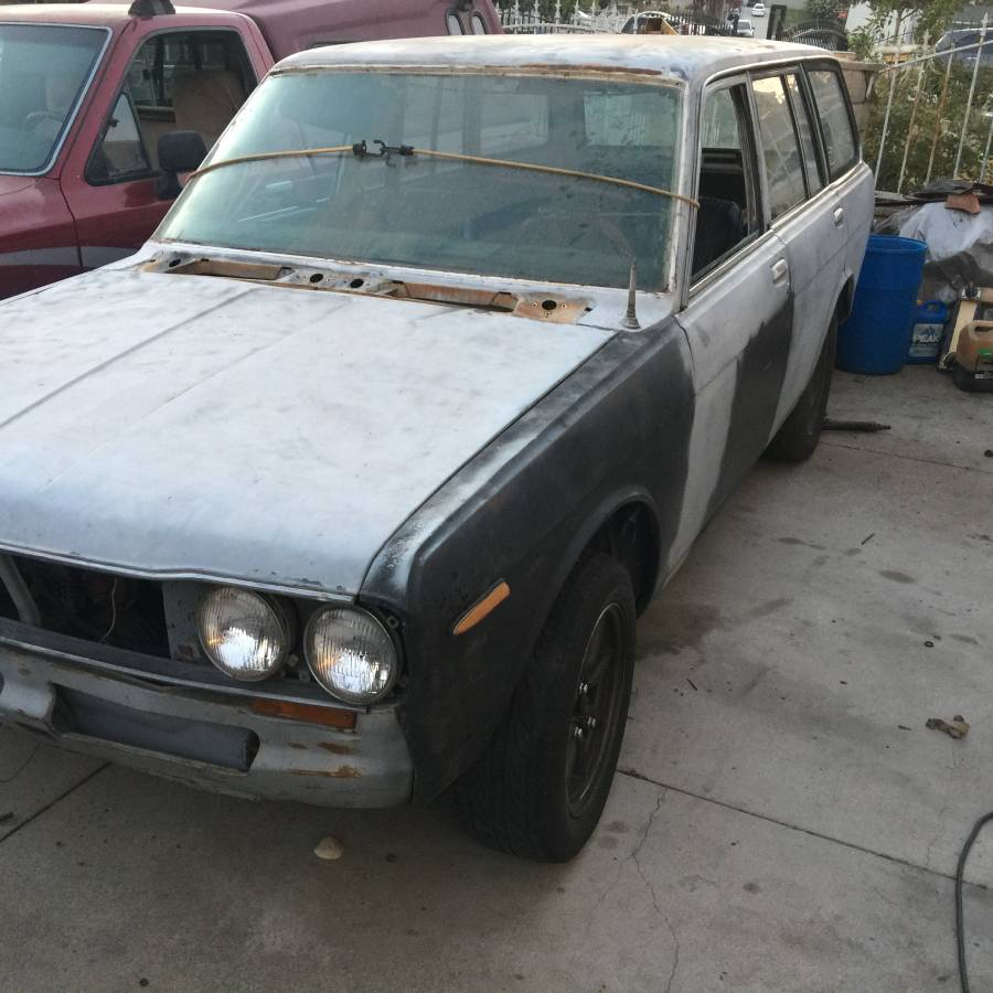 1969 Datsun 510 Wagon For Sale By Owner In Los Angeles