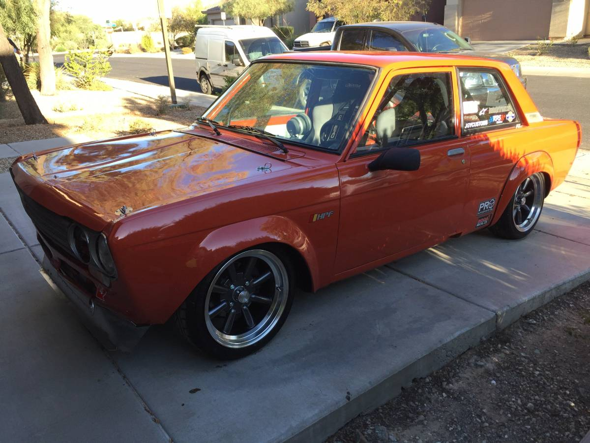 1972 datsun 510 two door sedan for sale by owner in anthem. Black Bedroom Furniture Sets. Home Design Ideas