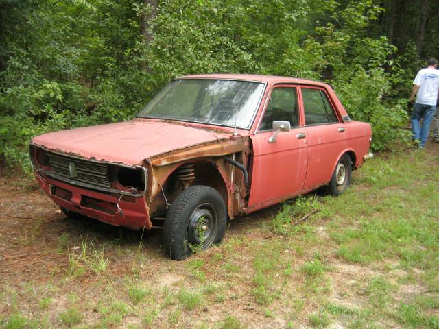 1968 Datsun 510 Four Door For Sale by Owner in Gainesville ...