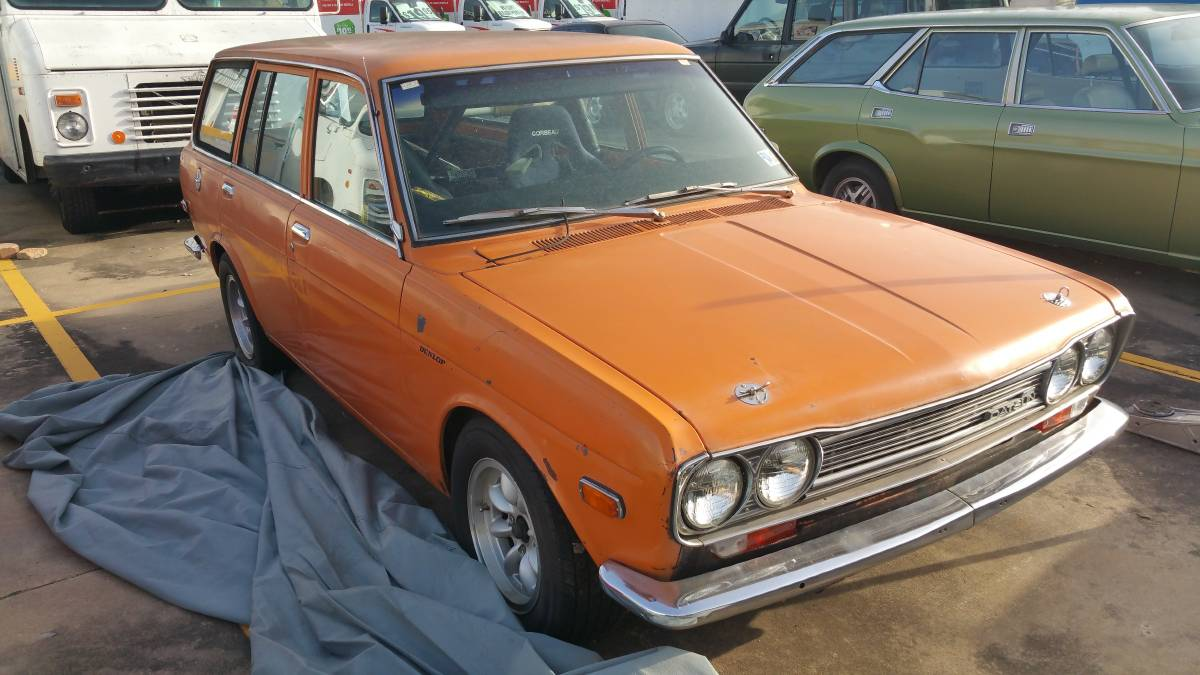 1972 datsun 510 wagon for sale by owner in houston texas. Black Bedroom Furniture Sets. Home Design Ideas