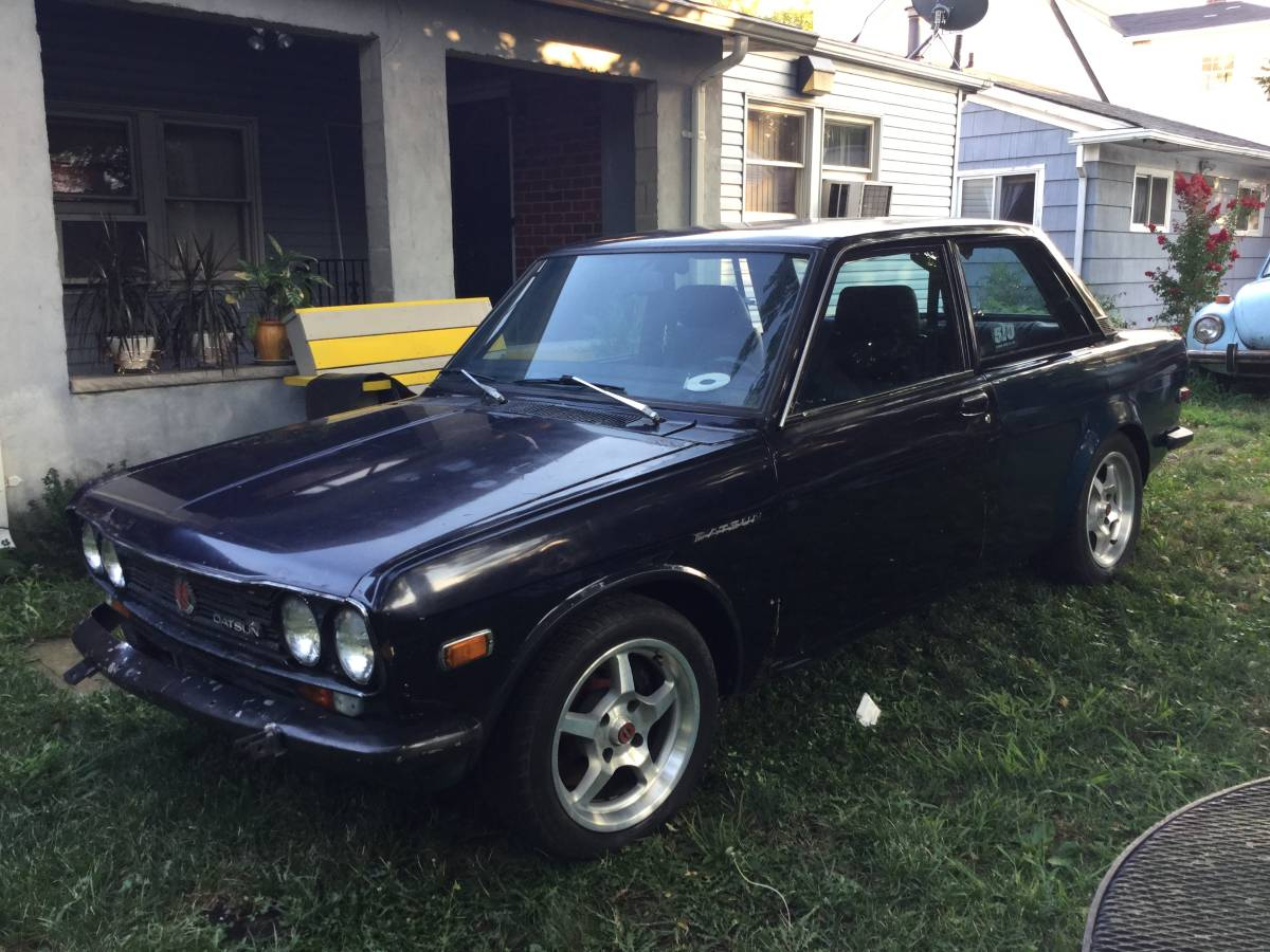 1972 datsun 510 two door for sale by owner in rosedale. Black Bedroom Furniture Sets. Home Design Ideas