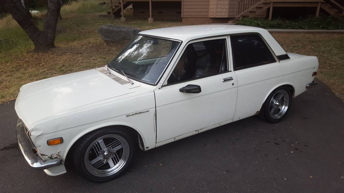 1972 datsun 510 two door sedan for sale by owner in sonora. Black Bedroom Furniture Sets. Home Design Ideas
