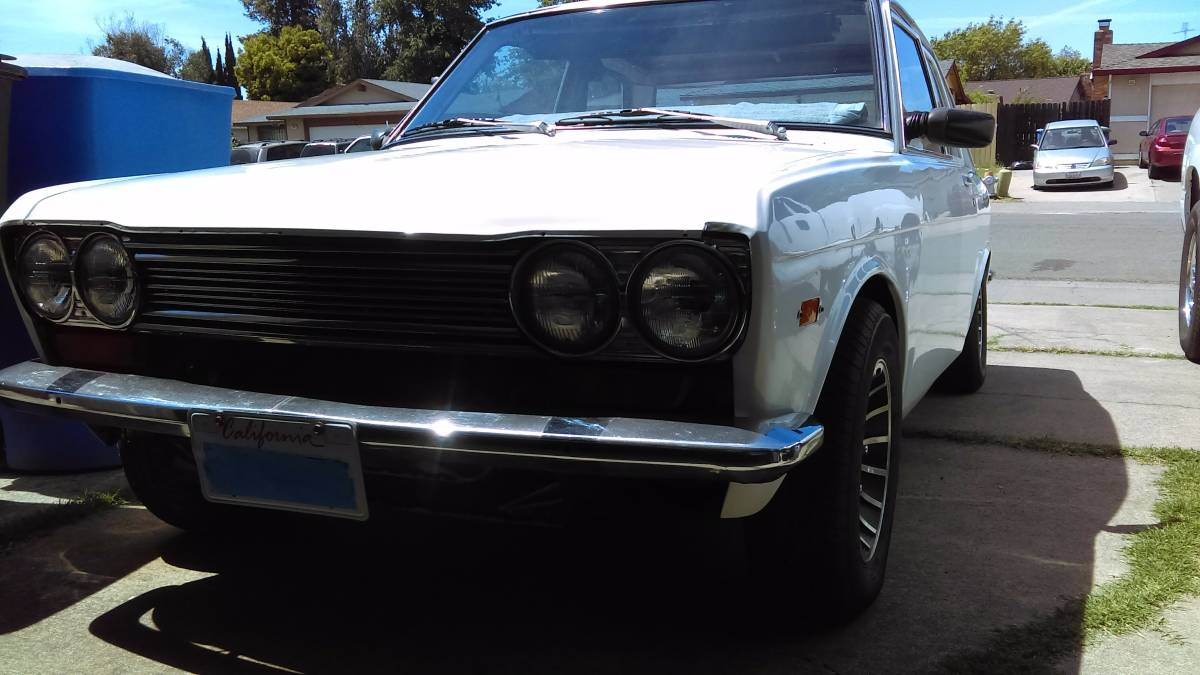 1973 Datsun 510 5 Speed Manual For Sale By Owner In