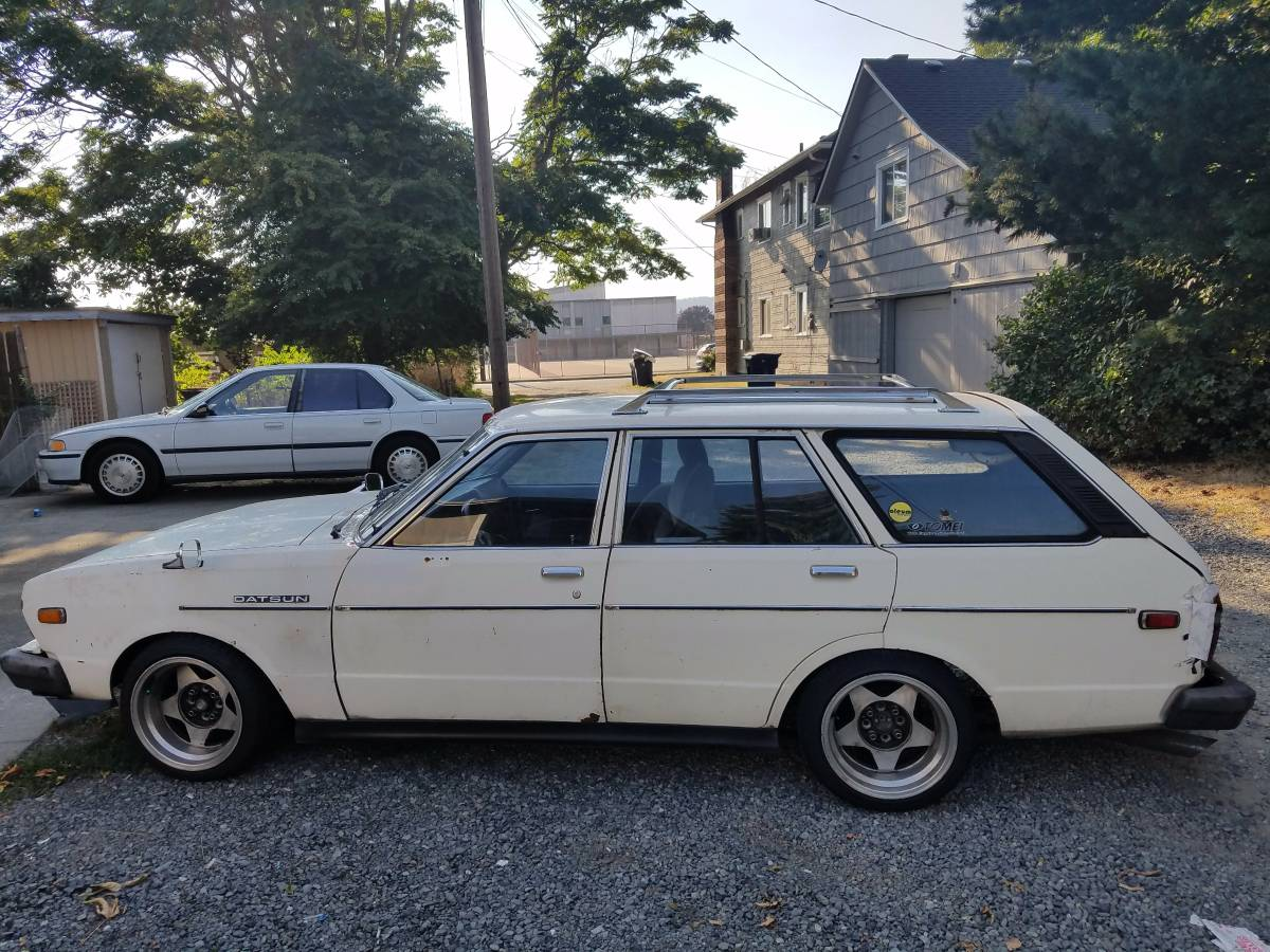 1980 Datsun 510 Wagon For Sale by Owner in Seattle, Washington