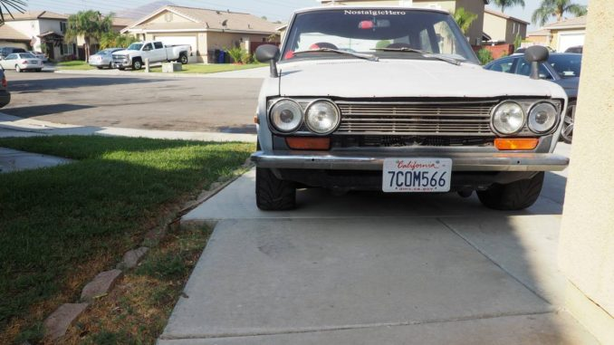 1971 Datsun 510 Two Door For Sale By Owner In Inland