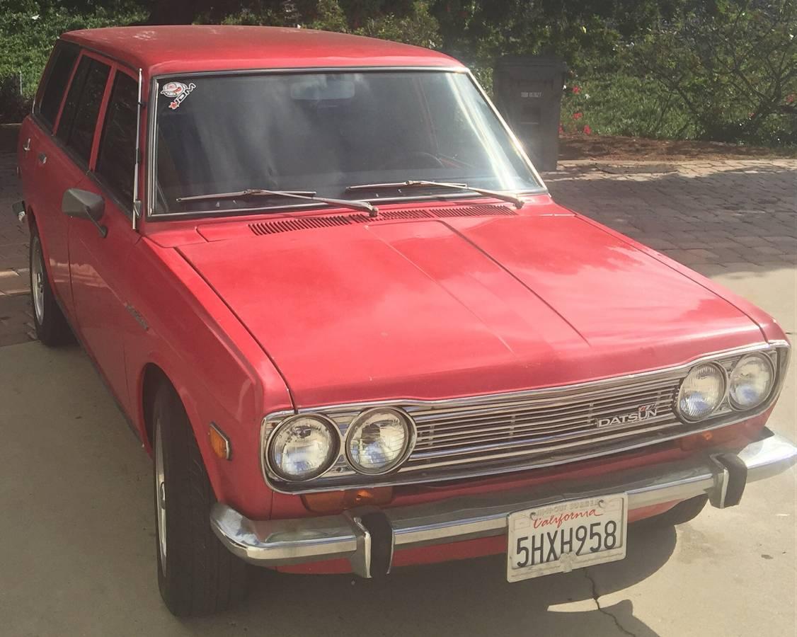 1971 Datsun 510 Wagon ka24de For Sale by Owner in San ...