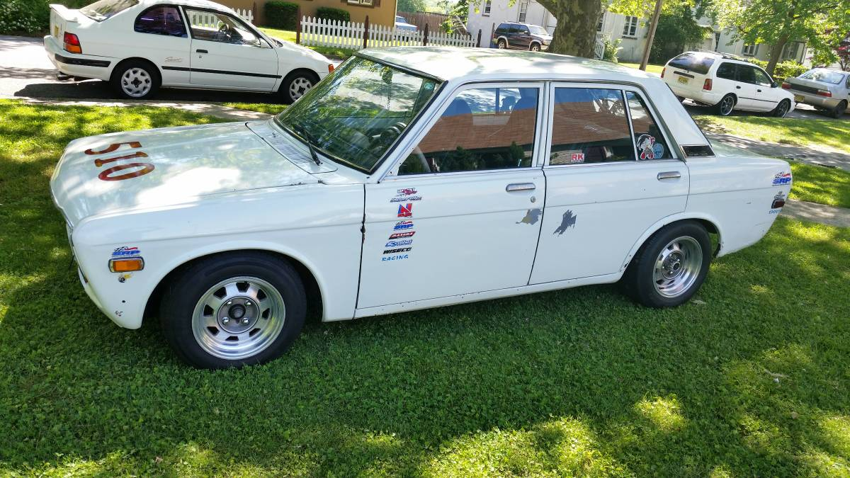 1971 Datsun 510 Sedan For Sale By Owner In South Jersey
